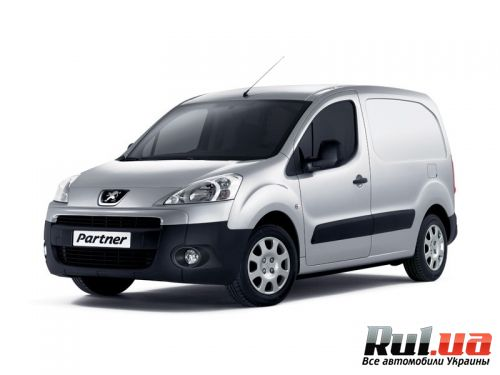 Peugeot Partner Fourgon